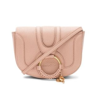 See By Chloe Pink Small Cross Body Bag